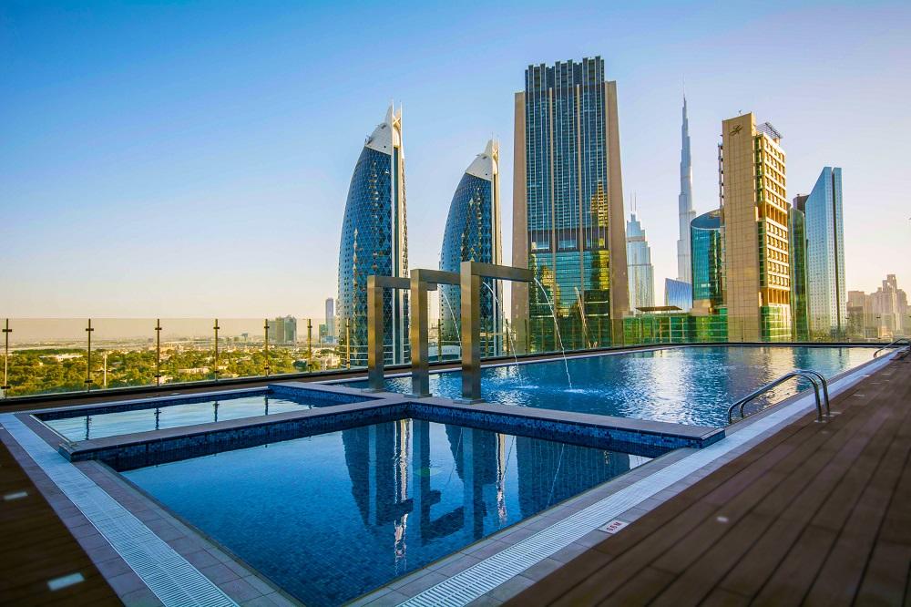 امکانات رفاهی و رستوران های هتل جوورا دبی
