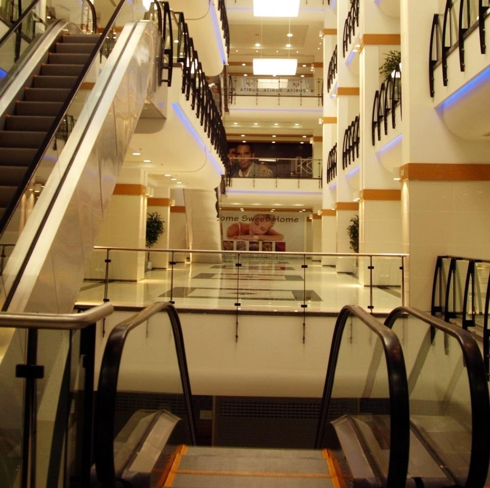 خدمات و امکانات رفاهی مرکز خرید آتیروس استانبول