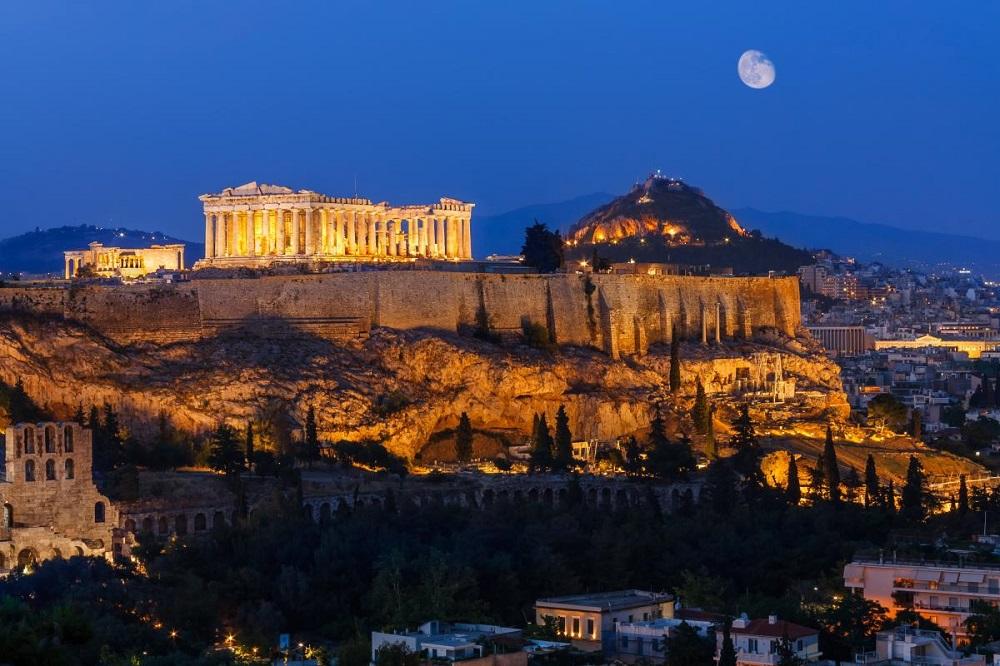 آتن در یونان
