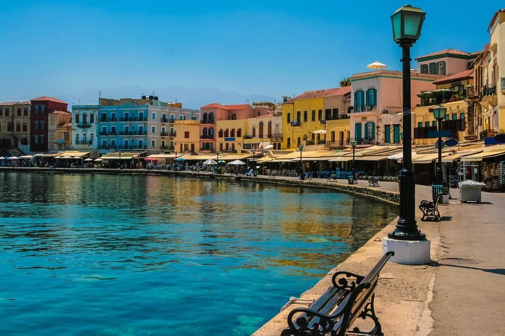 شهر خانیا در یونان