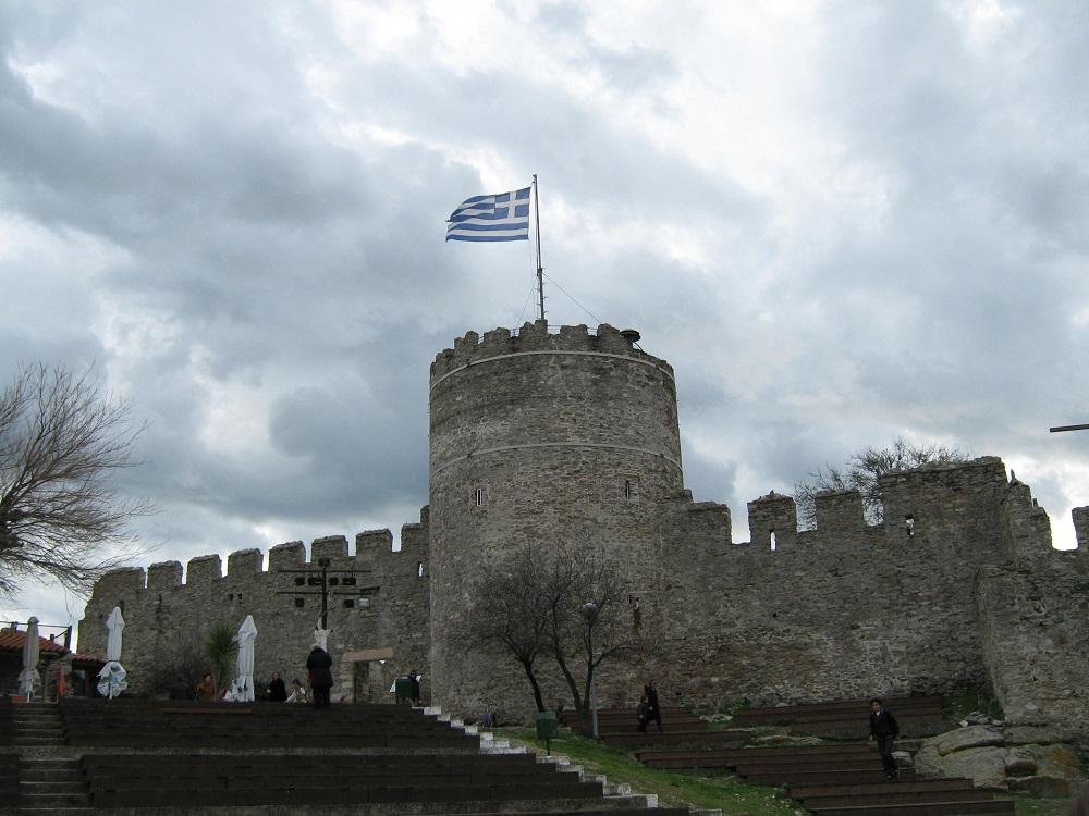 قلعه کاوالا یونان