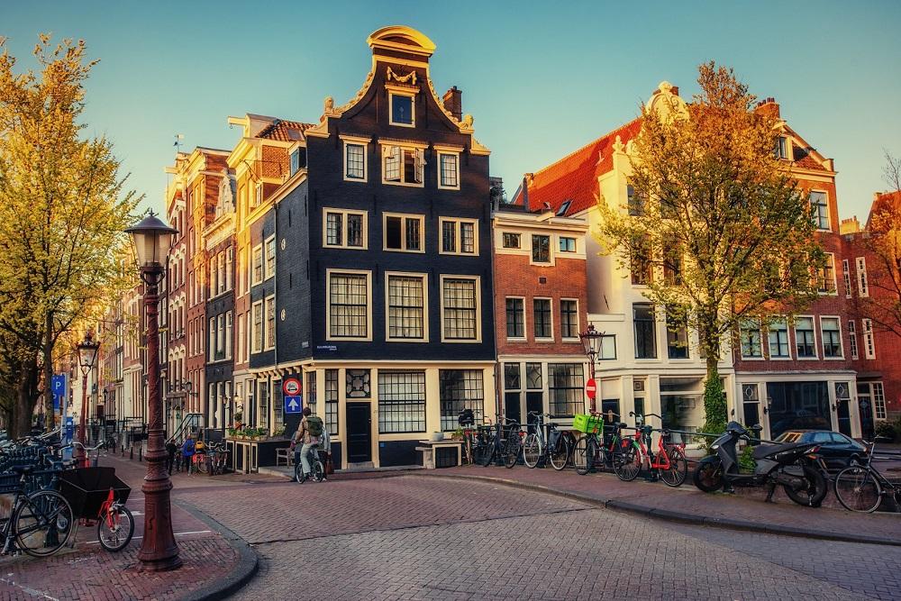 شهر آمستردام در هلند