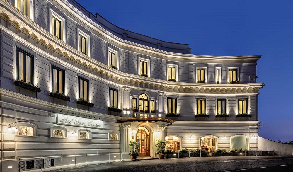 هتل سانتا کاترینا ایتالیا