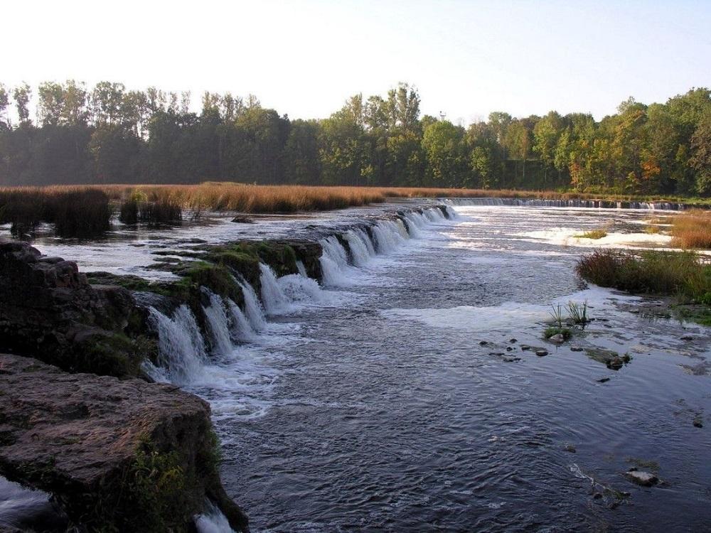 استفاده از آبشار ونتا رپید در زمان قرون وسطی