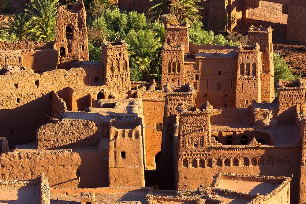 تاریخچه قصر ایت بن حدو در مراکش