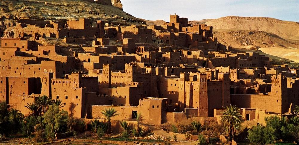 قصر ایت بن حدو در مراکش