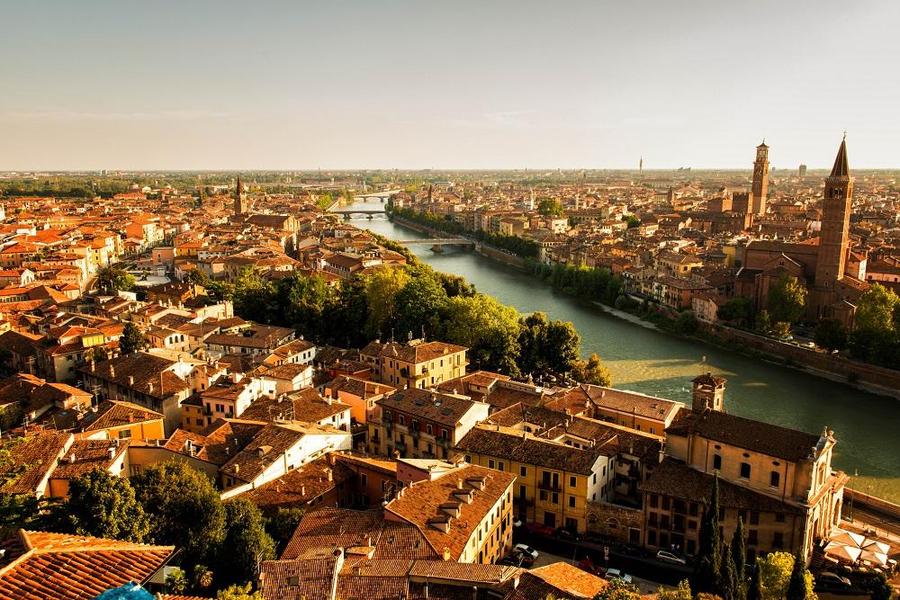 تاریخچه شهر ورونا ایتالیا