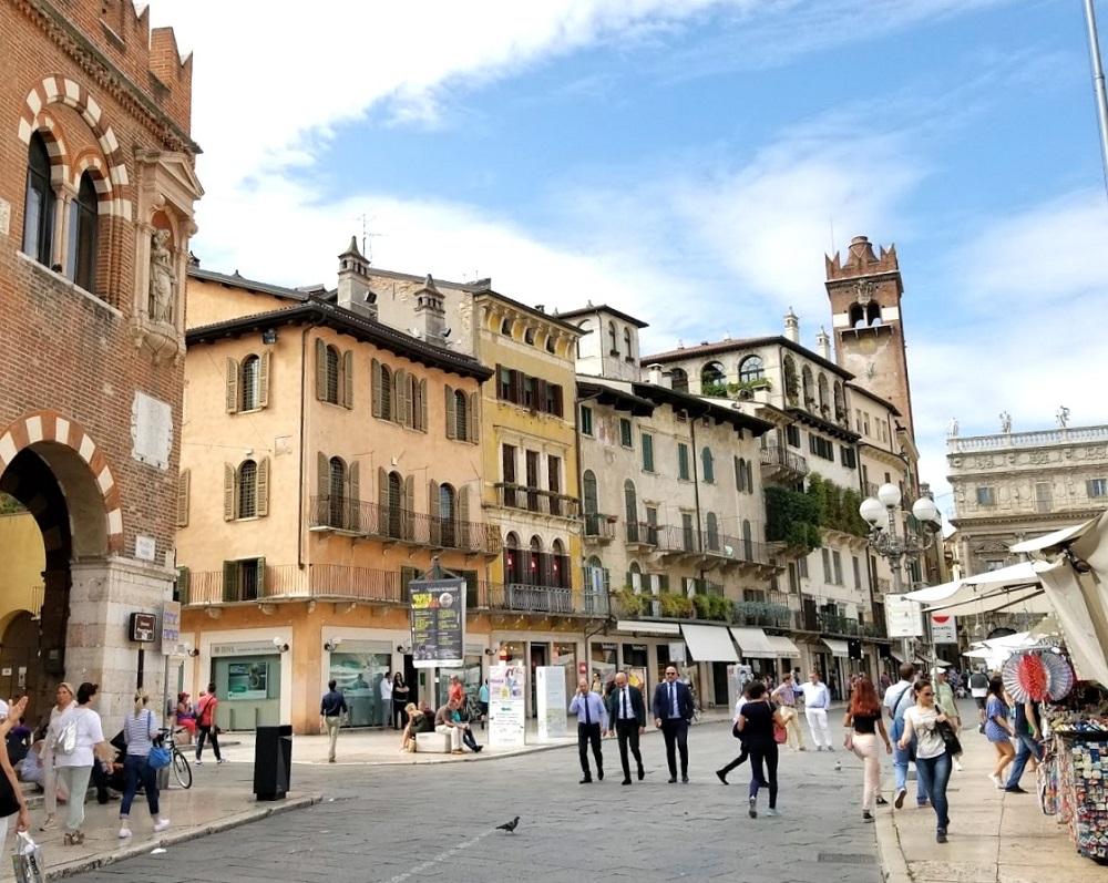 آشنایی با شهر ورونا، شهر عشق ایتالیا