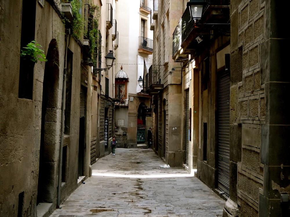 محله باری گوتیک بارسلونا