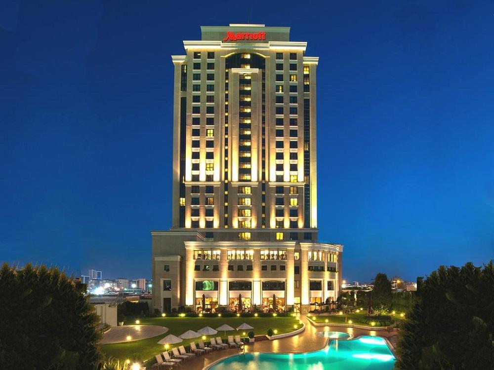 هتل های لالعلی استانبول