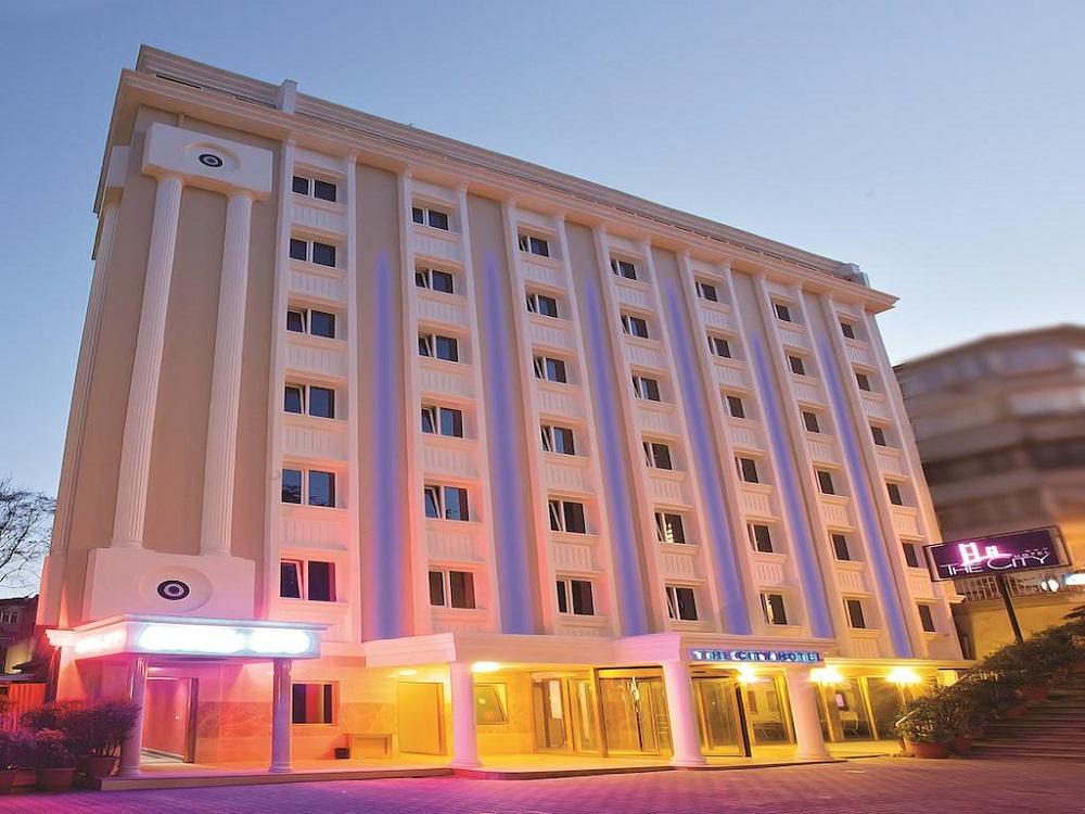 هتل های منطقه آکسارای استانبول