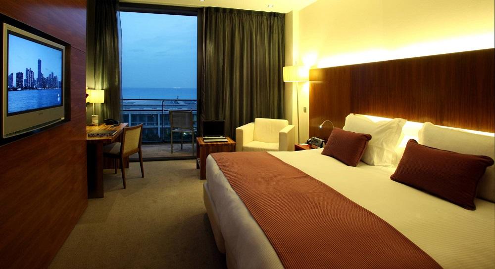 هتل پولمن بارسلونا اسکیپر