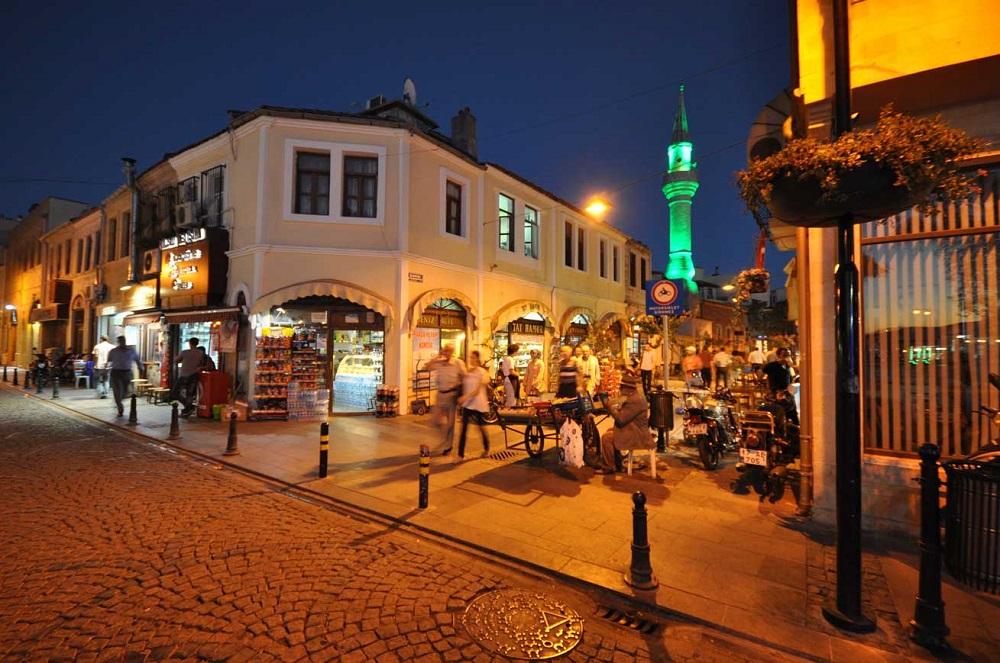 منطقه های دیدنی قسمت اروپایی استانبول