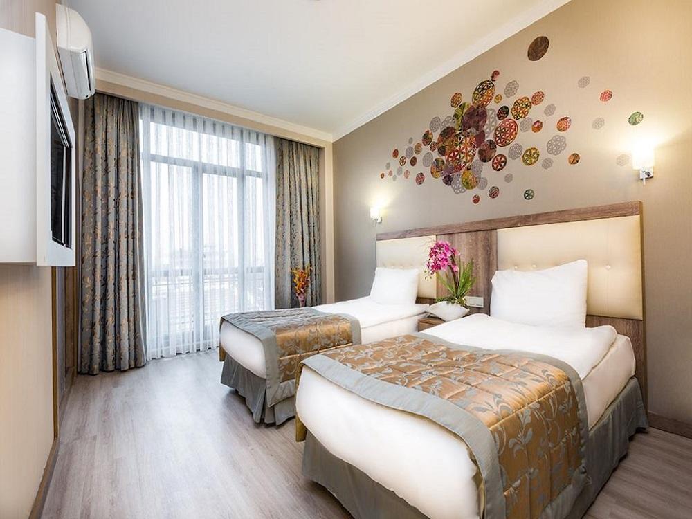هتل های منطقه فاتح استانبول