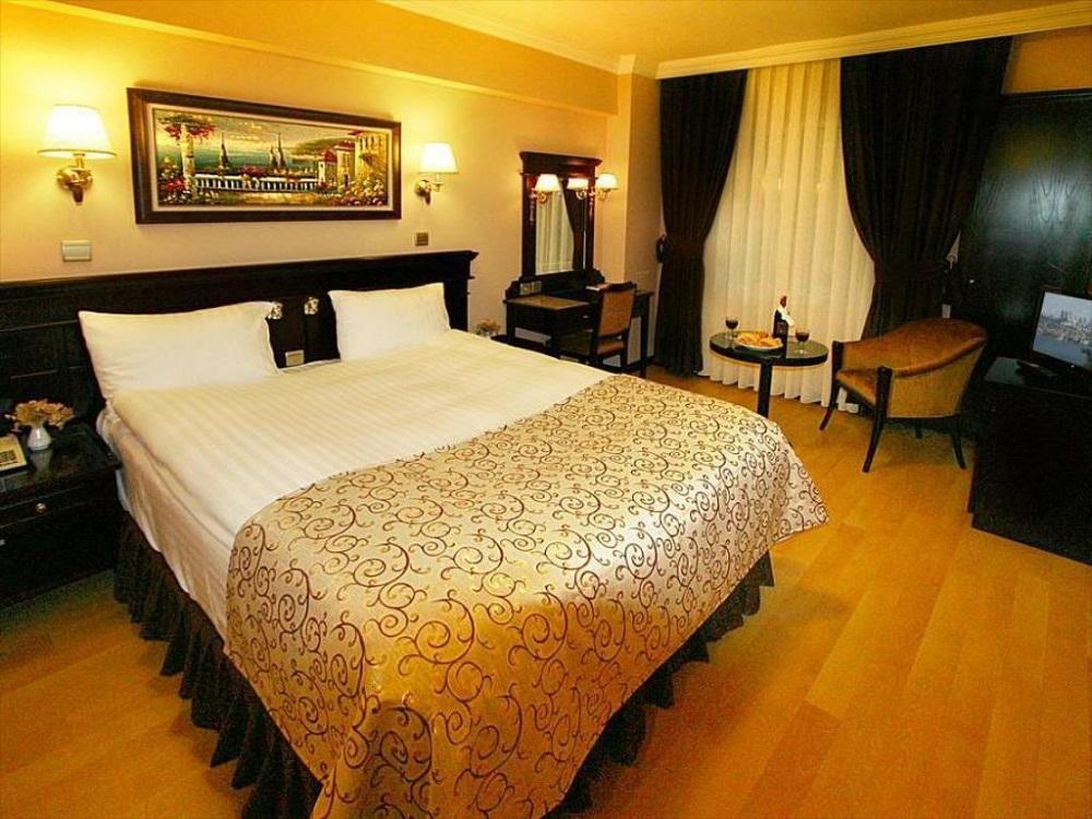 هتل های منطقه لاله لی استانبول