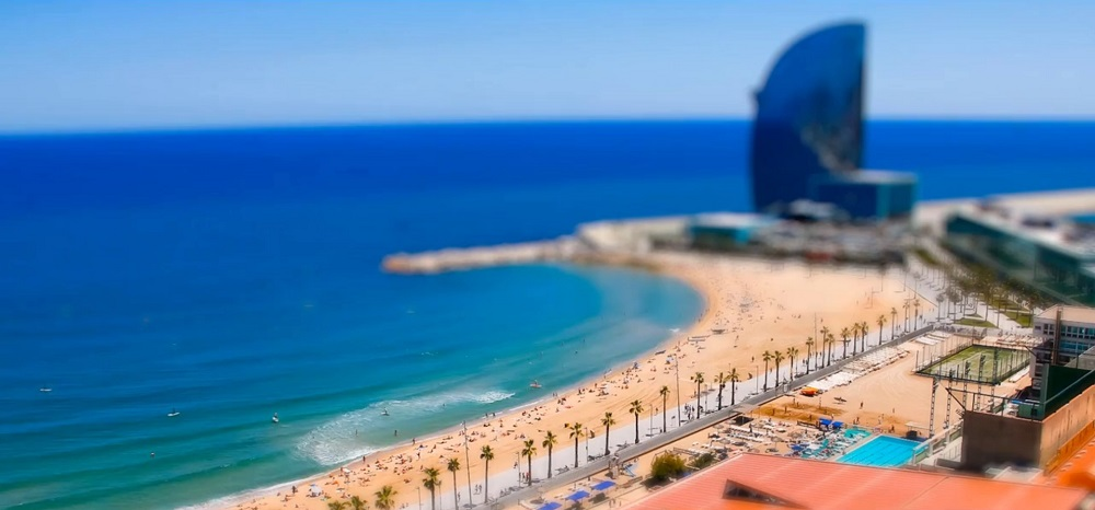 هزینه هتل های بارسلونا در فصول مختلف