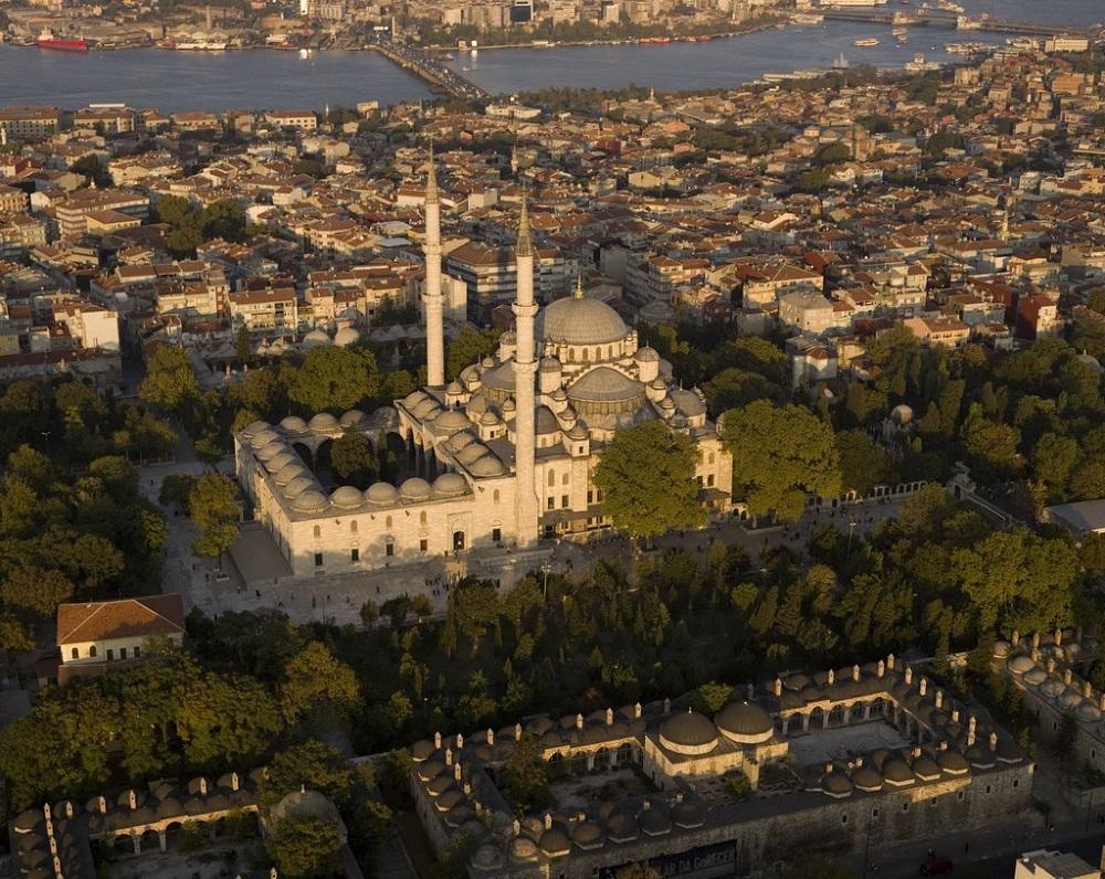 مکان های دیدنی فاتیح استانبول