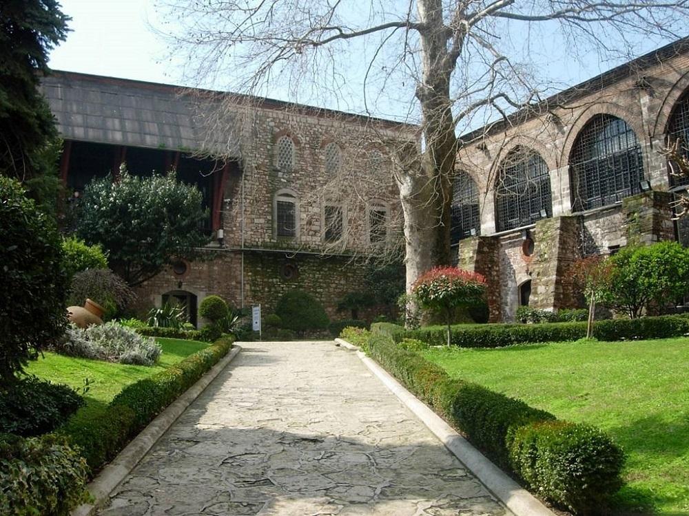 موزه هنرهای اسلامی و ترکی استانبول