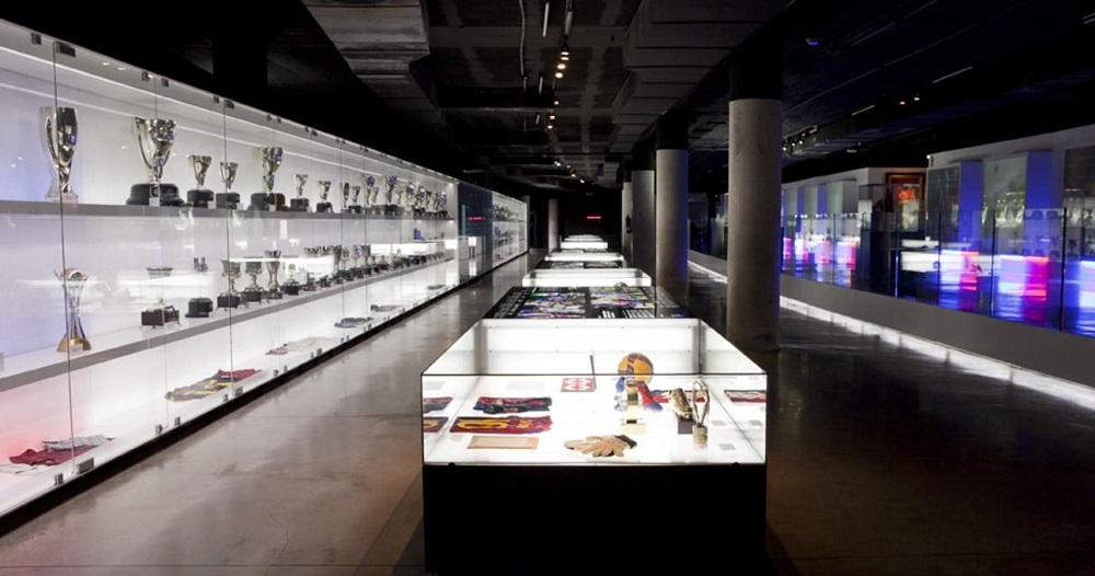 موزه کمپ نوئو ورزشگاه