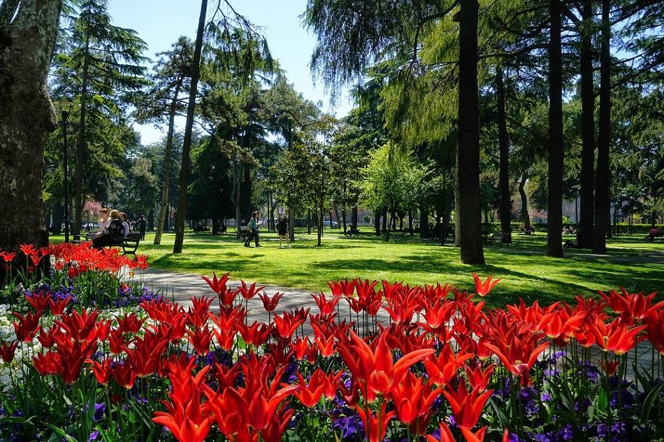 پارک گولهانه استانبول