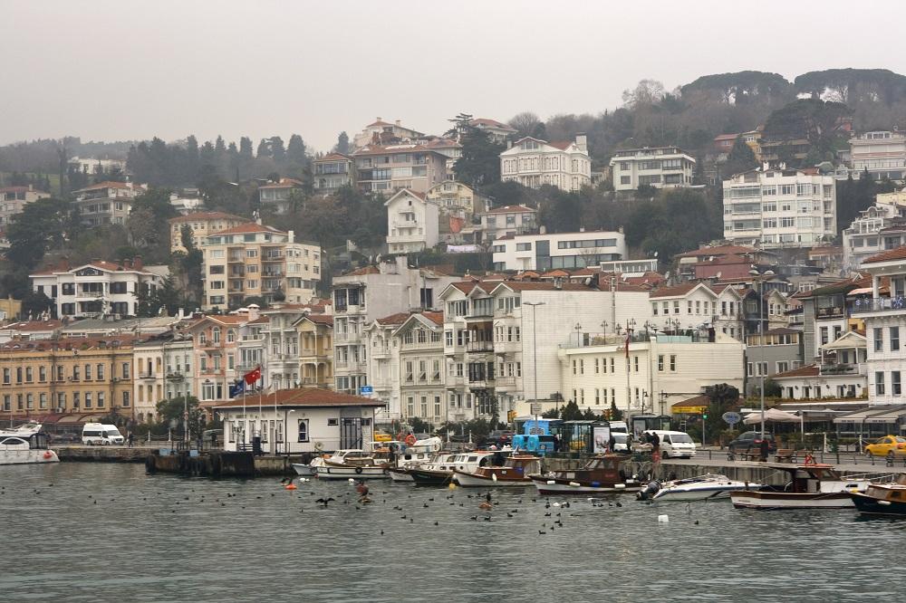 تاریخچه محله ببک استانبول