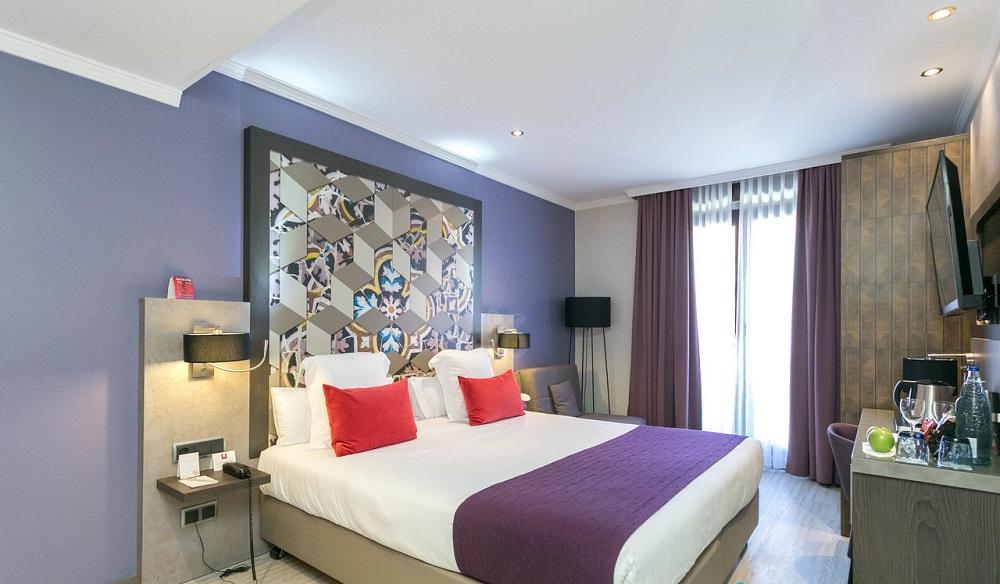 هتل های محله ال راوال