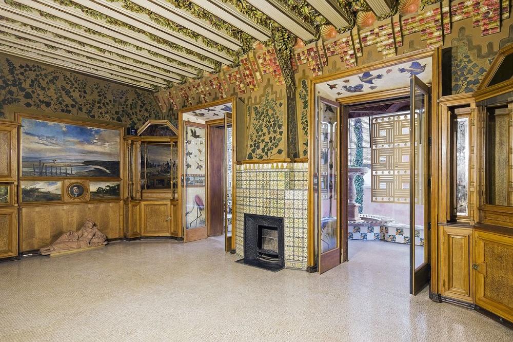 تغییر کاربری خانه کازا ویسنس به موزه ای معروف