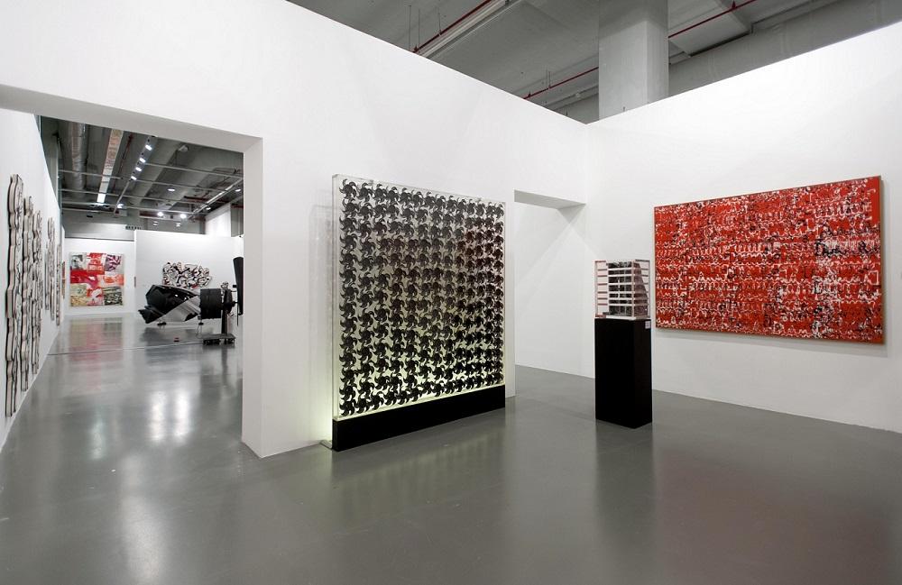 قسمت های مختلف موزه هنرهای مدرن استانبول