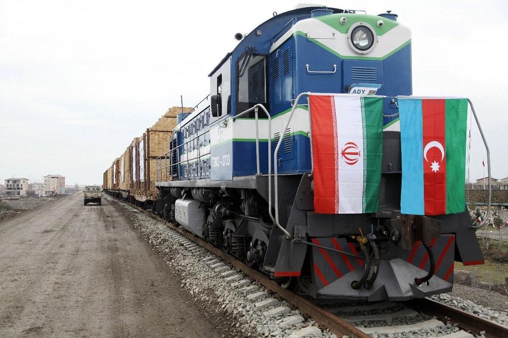 قطار آستارا باکو