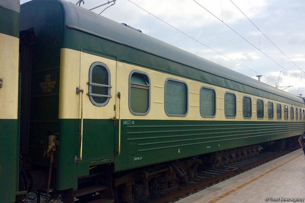 ساعت حرکت قطار آستارا باکو