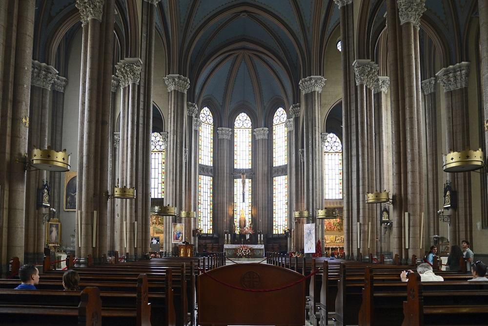 تاریخچه کلیسای آنتونی پادوا استانبول