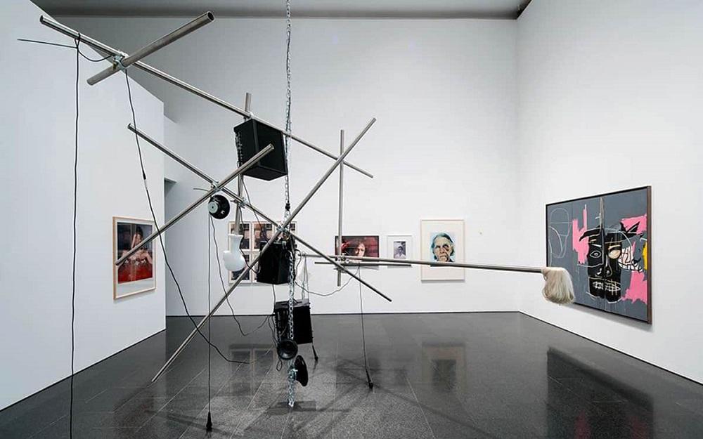 مجموعه های موزه هنرهای معاصر بارسلونا