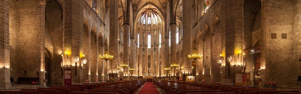 تاریخچه کلیسا باسیلیکا از سانتا ماریا دل مار