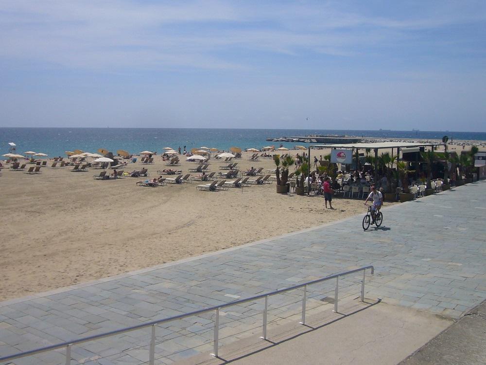 ساحل بوگاتل بارسلونا