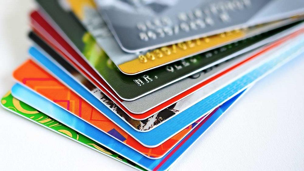 از طریق کارت اعتباری