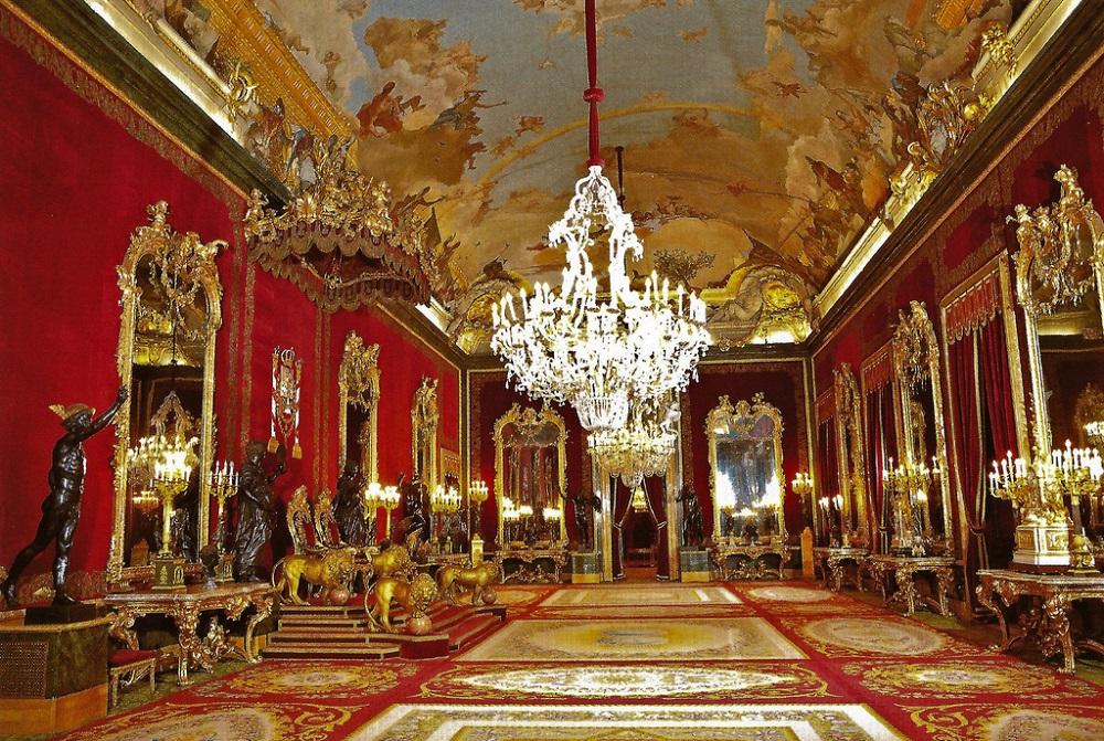 اتاق تخت شاه