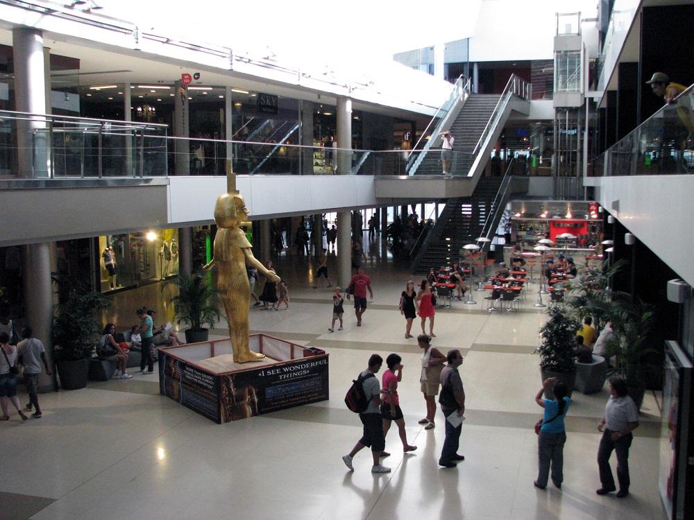 مرکز خرید ماره ماگنوم بارسلونا