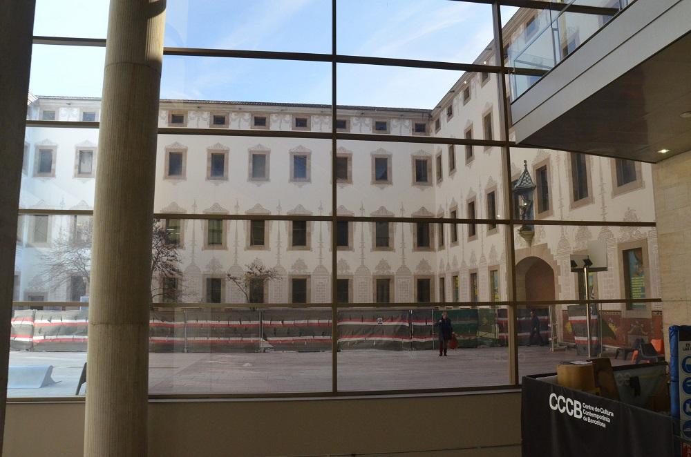 موزه مرکز فرهنگ معاصر بارسلونا