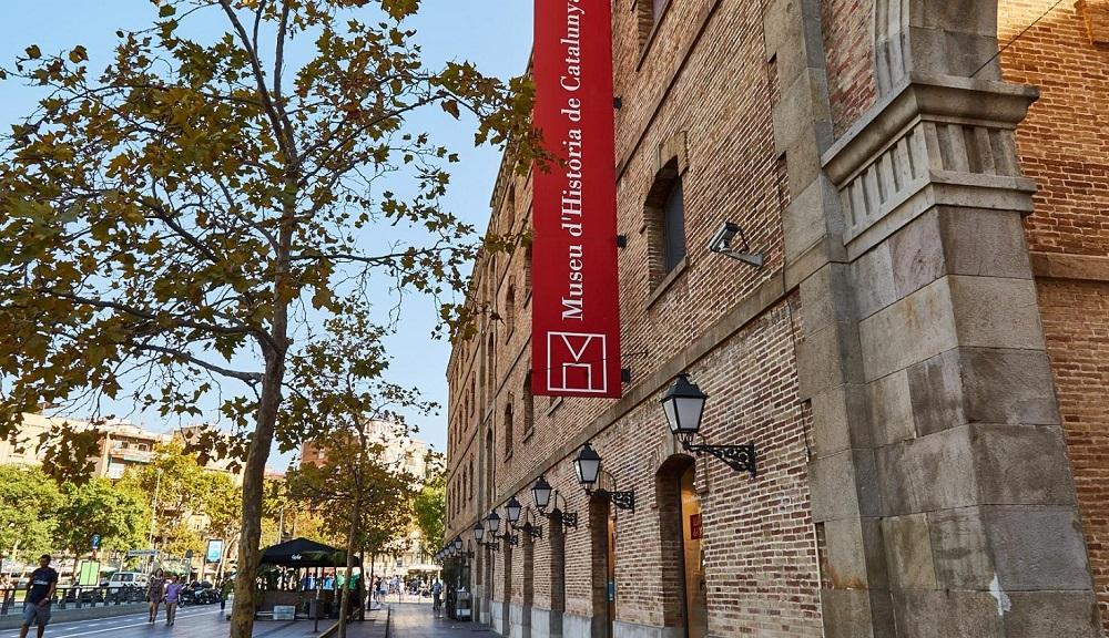 موزه تاریخ کاتالان بارسلونا