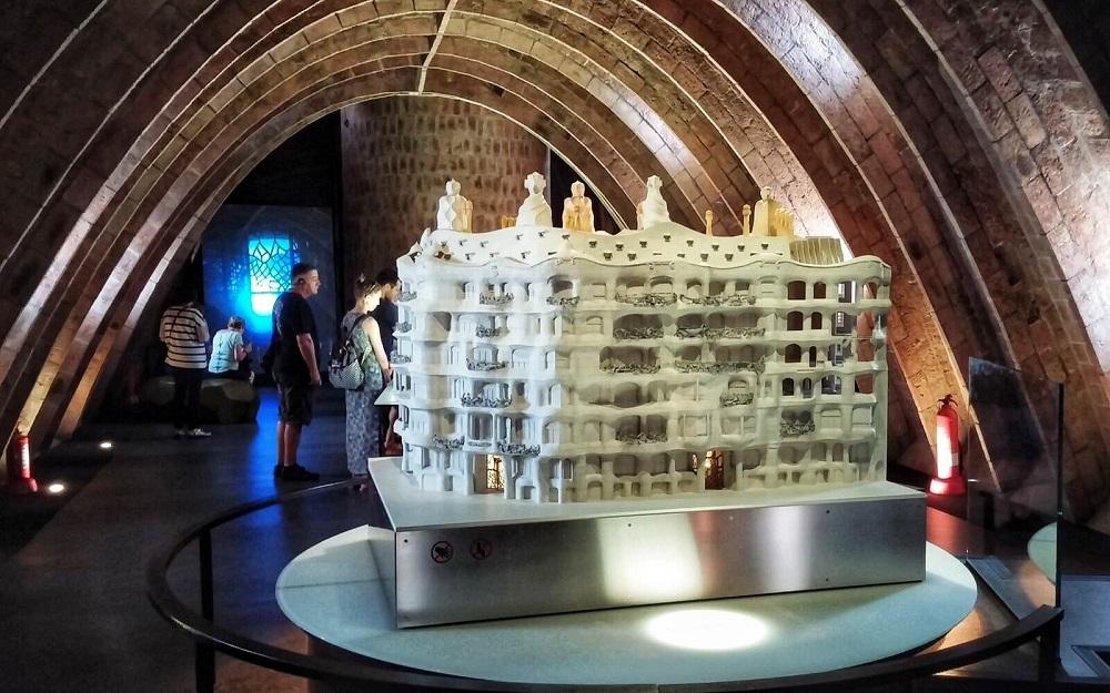 موزه کازا میلا بارسلونا