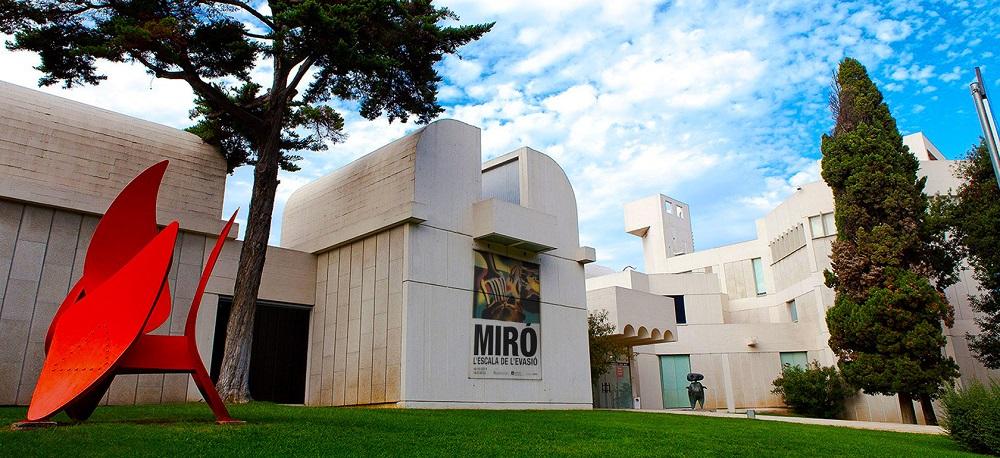 موزه بنیاد خوان میرو بارسلونا