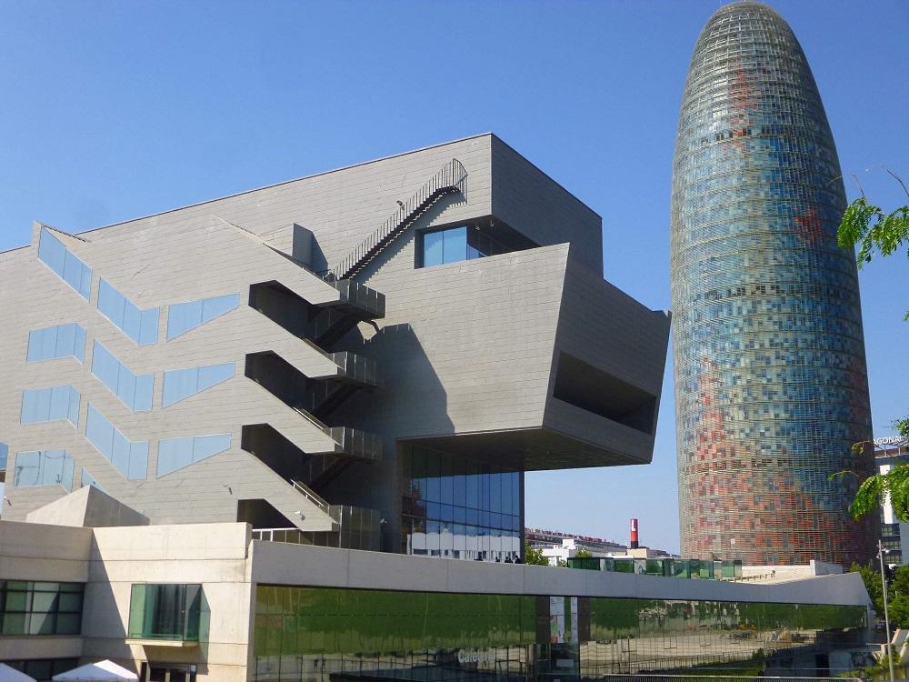 موزه طراحی بارسلونا