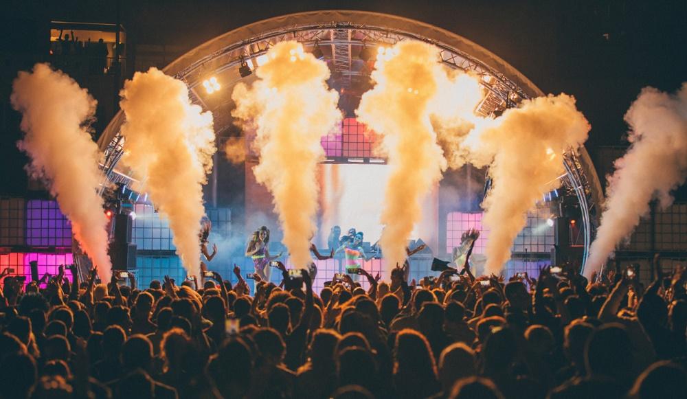کنسرت ها و جشنواره های این ساحل