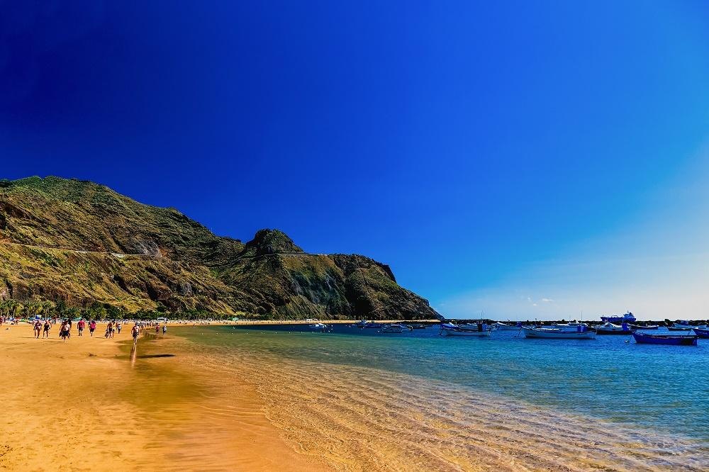 ساحل تنریف اسپانیا