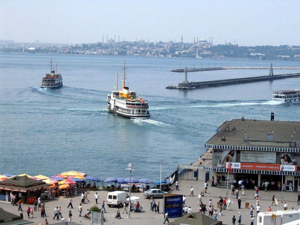 اسکله کادیکوی استانبول