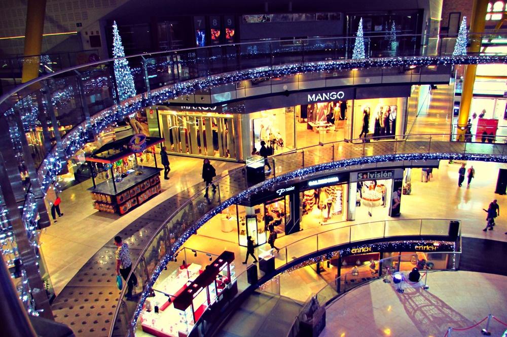 مرکز خرید آرناس بارسلونا