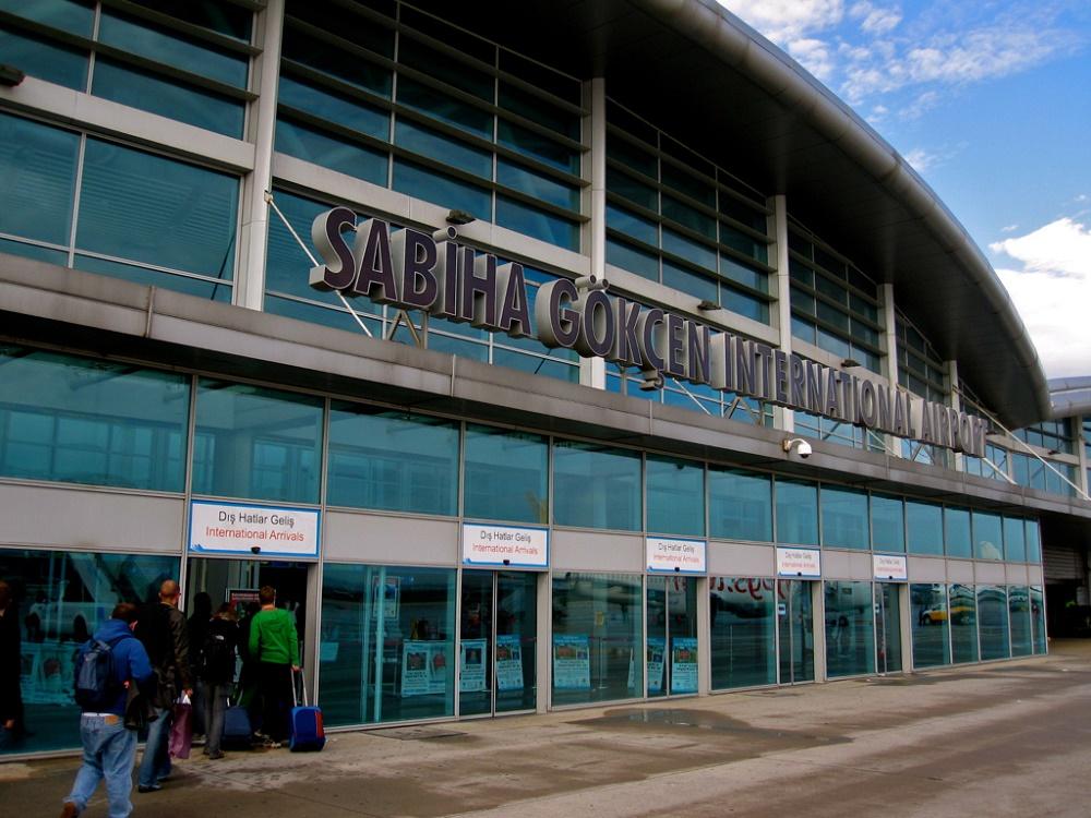 فرودگاه بین المللی صبیحه گوکچن استانبول