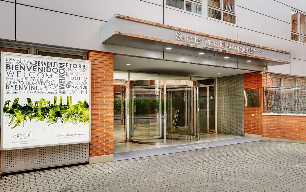 هتل های فرودگاه بین المللی باراخاس مادرید