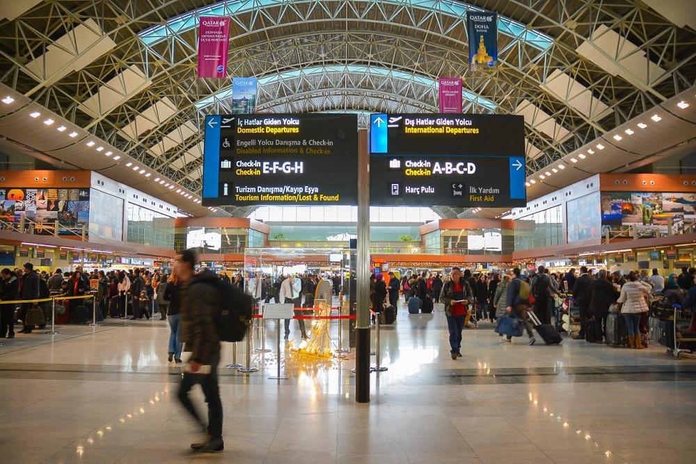 امکانات ترمینال فرودگاه بین المللی صبیحه گوکچن