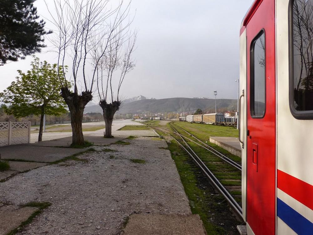 هزینه بلیط قطار تهران آنکارا